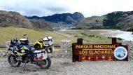 En Parque Nacional Los Glaciares, El Chaitén, Argentina